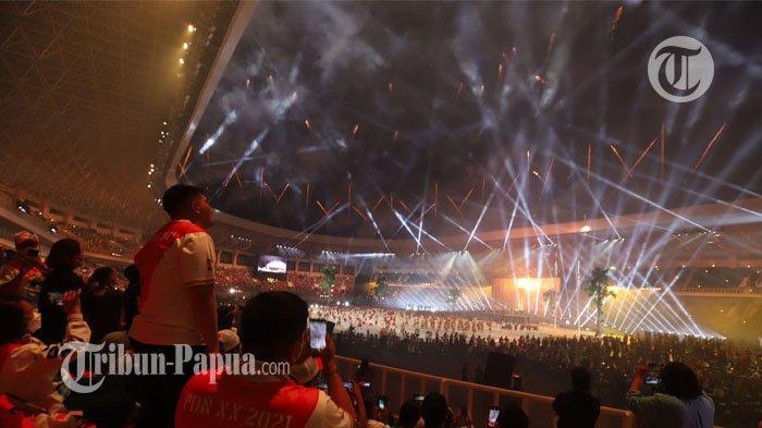 PON XX Papua Berakhir, Jawa Barat Kunci Gelar Juara Umum