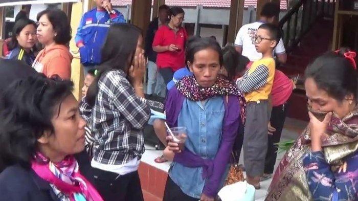 860 Pengungsi Asal Wamena Papua Tiba di Makassar, Paling Banyak Warga Toraja