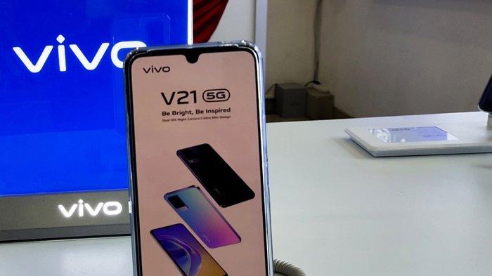 Ini Harga dan Spesifikasi Varian Terbaru Vivo V21 5G di Kota Jayapura