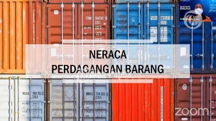 Selama 2021, Perdagangan Papua Meningkat 381,05 Persen, Surplus US$1.515,69 Juta