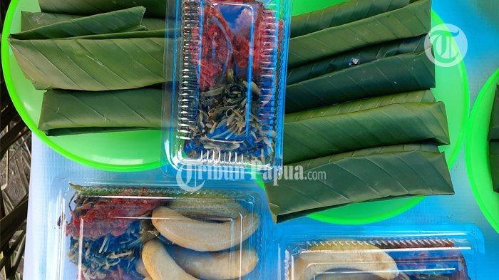 Wisata Kuliner Papua, Papeda Bungkus dan Ikan Louhan dari Kampung Abar Sentani