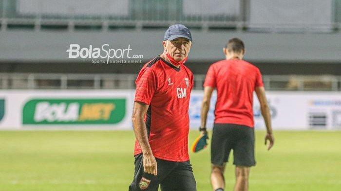 Mengejutkan, Mario Gomez Undur Diri Sepihak dari Borneo FC, Farid: Kami Lapor ke FIFA