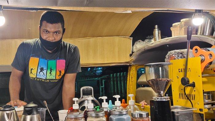 Yudha Korwa, dari Pilot Aviastar Hingga Barista di Kedai Kopi Combi Jayapura