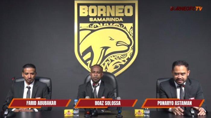 Kondisi Pemain Borneo FC Prima, Uji Coba Dijadwalkan Jelang Kick-off Liga 1