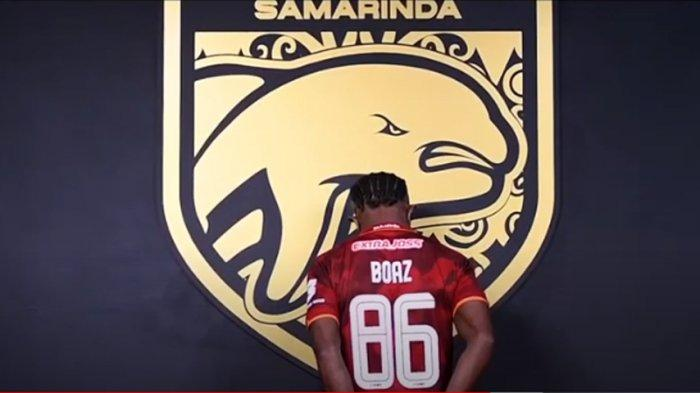 Tak Lagi di Persipura, Janji Boaz Solossa ke Borneo FC: Saya akan Bawa Tim Ini Jadi Juara
