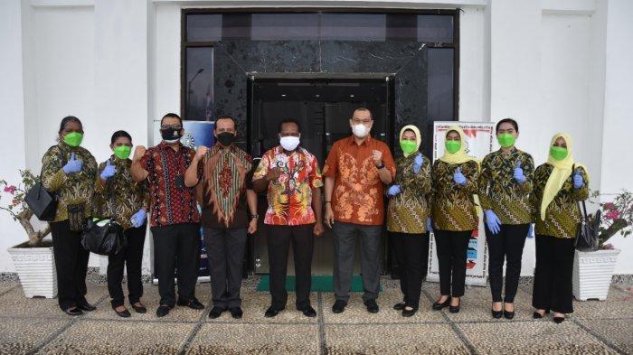 Kejati Papua Gelar Vaksinasi Massal Senin Depan: Warga Silahkan Datang
