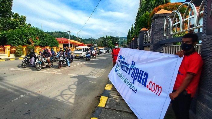 Semoga Tribun-Papua.com Dapat Mengangkat Isu Kreatifitas Anak Papua