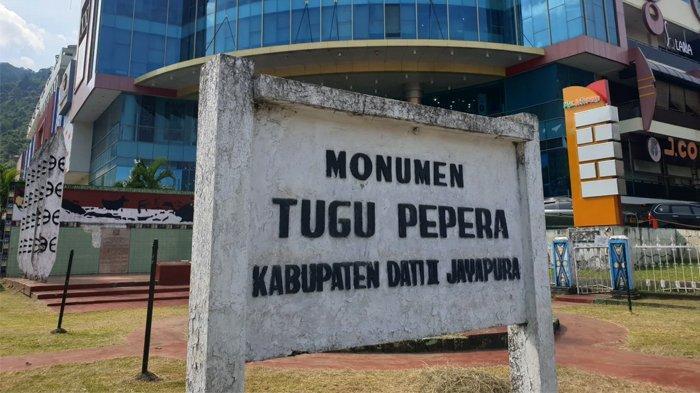 Tugu Pepera Jadi Saksi Bisu Bergabungnya Irian Barat ke Indonesia