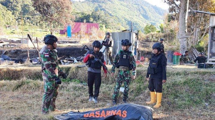 Papua Minta Bantuan 1 Kompi Brimob dari Jakarta Tangani KKB di Kriwok Pegunungan Bintang