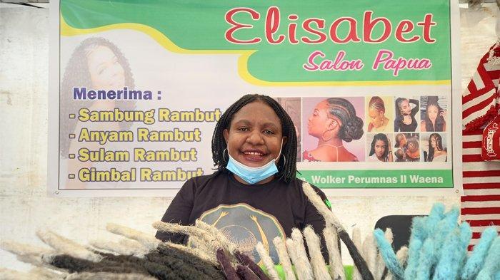 "Elisabet Salon Hadir untuk Pertahankan ""Mahkota"" Perempuan Papua"