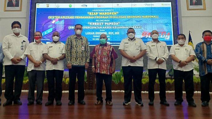 Dorong UMKM, Disperindagkop Papua Luncurkan Program Kredit Papeda