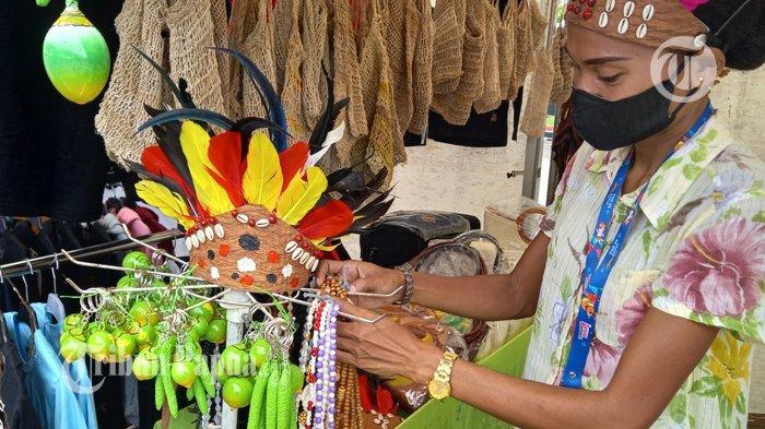 Jelang PON XX Papua, Pusat Souvenir Belum Diakomodir