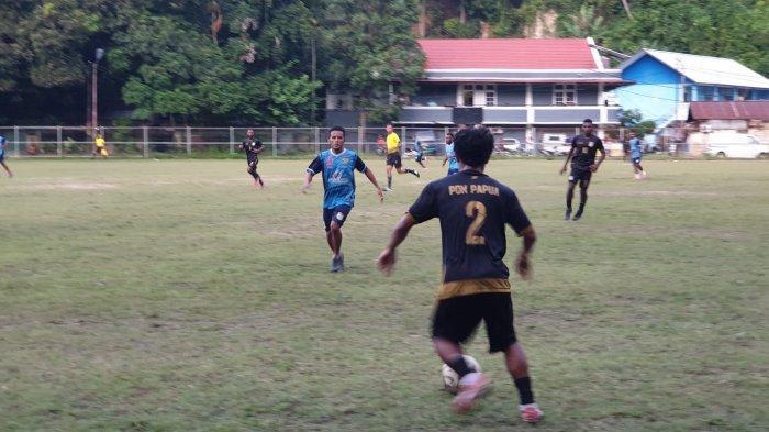 Sepakbola Papua Menang Besar, Eduard Ivakdalam : Setiap Pertandingan adalah Partai Final