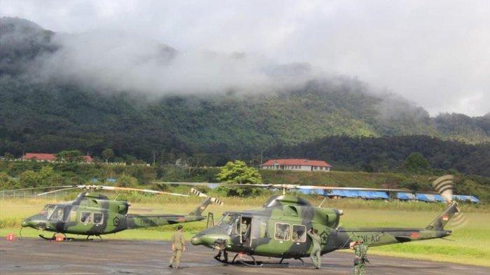 Setelah Kunjungan Kerja Kapolri dan Panglima, Kasubsektor Oksamal Dibunuh OTK di Pegunungan Bintang