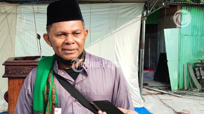 Yunus Wonda Sumbang 1 Hewan Kurban ke Masjid Agung Al-Aqsha Sentani