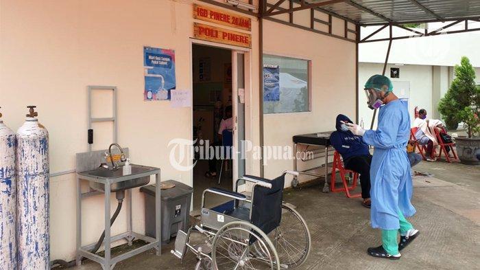 Update Kasus Covid-19 Papua per 18 Juli 2021: Kota Jayapura Tertinggi, Waropen Terendah