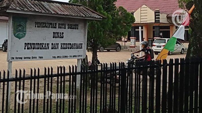Sulap Orang Mati Masuk Daftar, Bendahara dan Kepala Disdikbud Sorong Terancam 20 Tahun Penjara