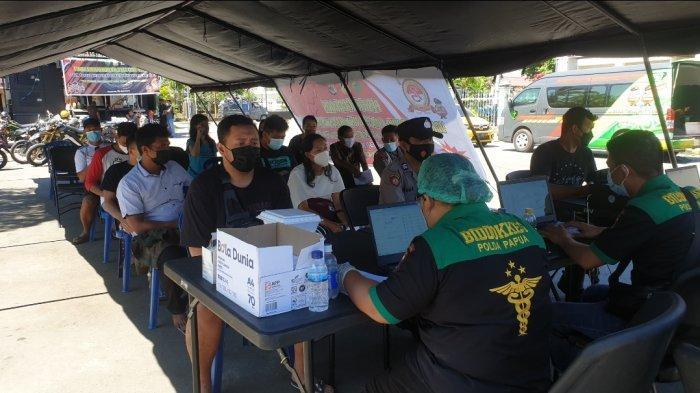Habis Divaksin Polisi Arman Langsung Lapar, Pasrah Ginanjar Tak Takut Disuntik Lagi
