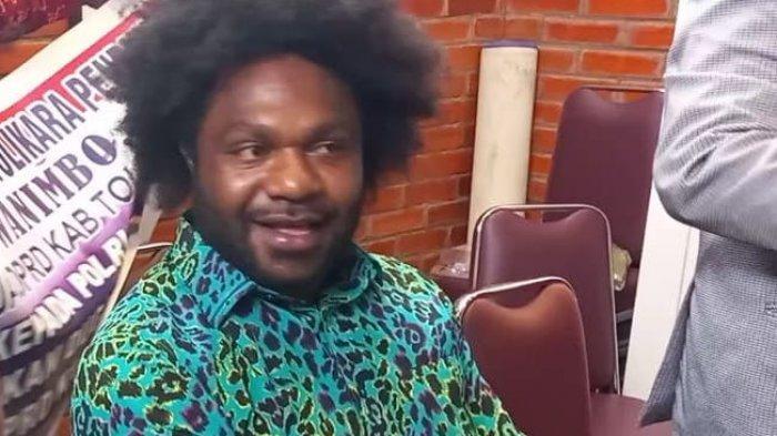 NasDem Papua Siapkan Pembelaan atas Tudingan Sonny Wanimbo Pemasok Senpi ke KKB