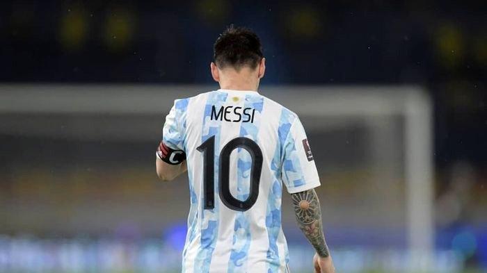 Demi Persembahkan Trofi untuk Timnas Argentina, Lionel Messi Siap Kehilangan Semua Sepatu Emasnya