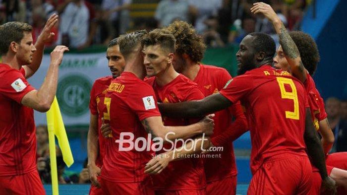 Jadwal Lengkap Babak Perempat Final EURO 2020: Timnas BelgiaVsItalia, Timnas Swiss VsSpanyol