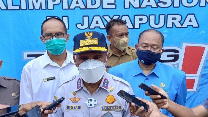 Wali Kota Jayapura Minta Perusahaan Perbaiki Jalan Rusak di Kawasan Entrop