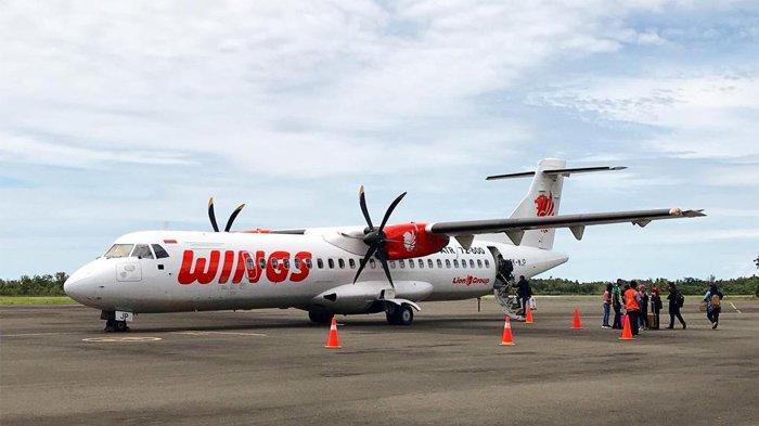 Wings Air Tambah Frekuensi Penerbangan ke Kabupaten Mamuju