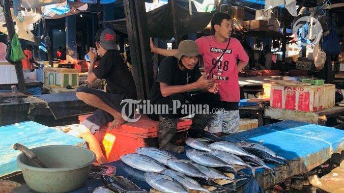 Harga Ikan di Jayapura Rp 35 Ribu Hingga Rp 1,5 Juta
