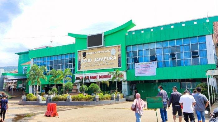 Masker N95 dan APD Nakes di RSUD Jayapura Papua Menipis