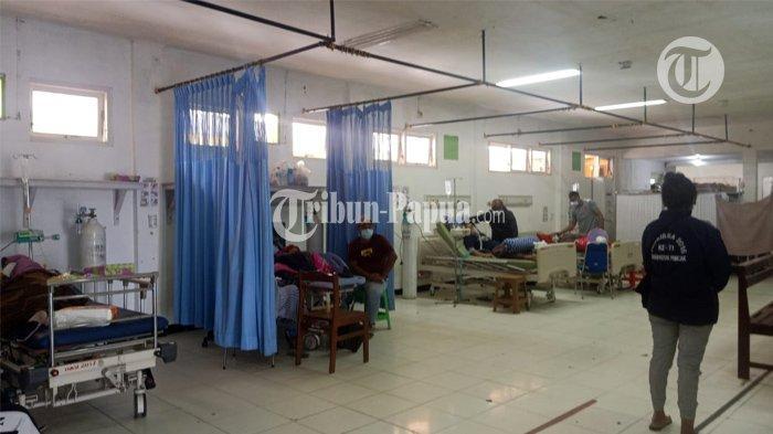 Faskes di RSUD Youwari Kabupaten Jayapura Terancam Kolaps