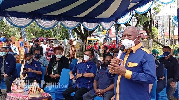 Vaksinasi di Sorong Nyaris Dibubarkan Satpol PP, Gubernur Papua Barat Kesal: Bicarakan Baik-baik