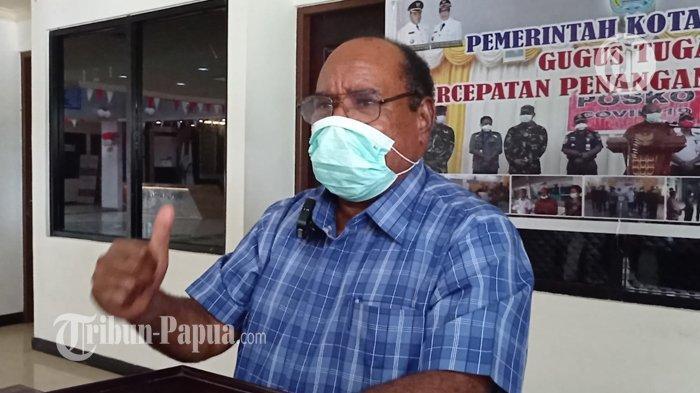 Partai NasDem Gelar Vaksinasi, Lambert Jitmau: Jabatan Gubernur Ditanggalkan