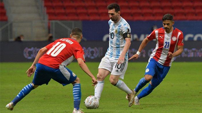 Lionel Messi Jadi Raja Assist Copa America 2021, Lihat Catatan Mengesankannya