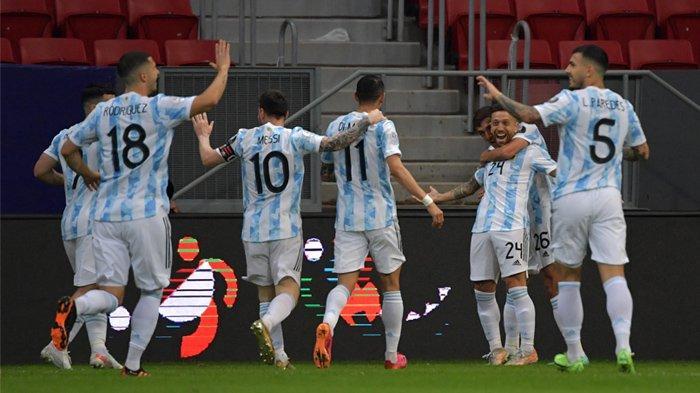 Lionel Messi Selalu Jadi Tumpuhan Argentina di Copa America 2021, Pelatih Khawatirkan Kondisinya