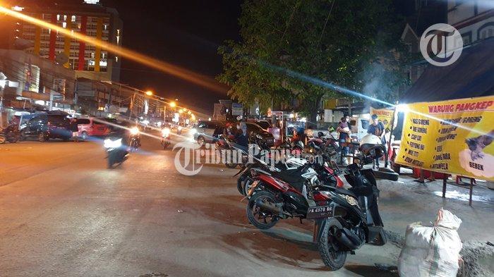 Tak Indahkan PPKM Darurat, Entrop Jayapura Memang Beda