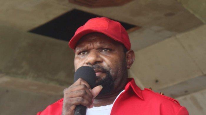 PKPI Percayakan Gubernur Papua Lukas Enembe Tentukan 2 Nama Cawagub ke DPRP