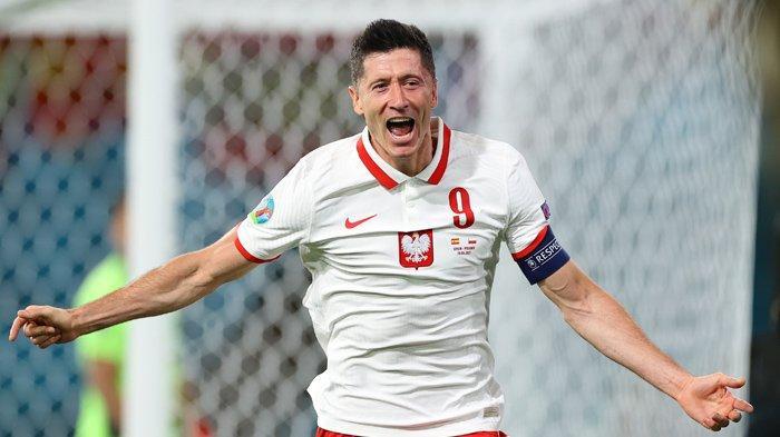POLANDIA - Dalam laga ketiga grup E di St Petersburg, Rabu (23/6/2021) malam nanti,  Swedia cukup bermain imbang kontra Polandia untuk lolos ke fase knockout Kejuaraan Eropa untuk pertama kalinya sejak mencapai perempat final 17 tahun lalu.