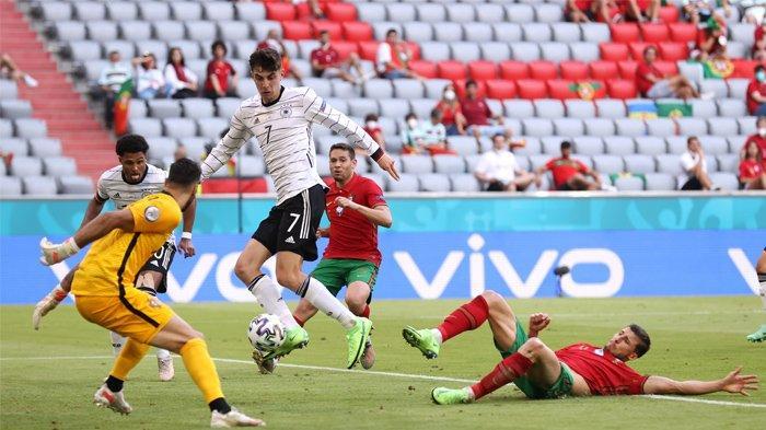 EURO 2020: Prediksi Inggris Vs Jerman di Babak 16 Besar, Ada Pemain yang Diskors
