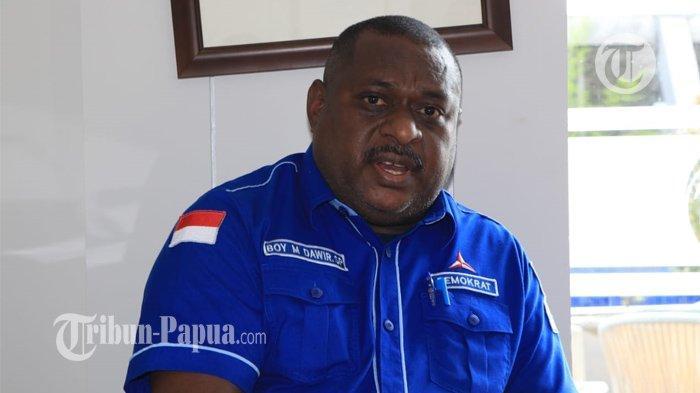 DPP Demokrat Keluarkan SK bagi Kenius Kogoya dan Yunus Wonda