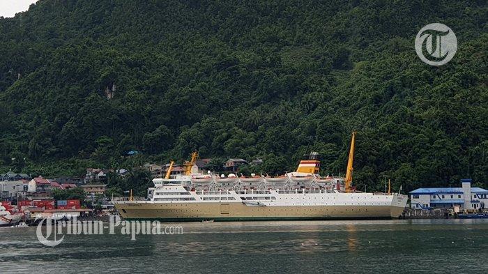 Besok KM Labobar Masuk Pelabuhan Jayapura, Berikut Jadwal dan Harga Tiketnya