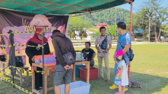 Momen Mini Festival Animal Lovers Jadi Ajang Save Cenderawasih Papua