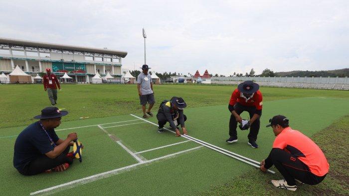 Ada Derby DKI Vs Banten, Cek Jadwal Lengkap Pertandingan Cricket PON Papua Hari Ini