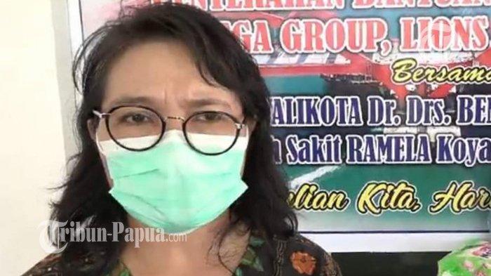 Dinkes Kota Jayapura Pastikan Stok Vaksin Covid-19 Tercukupi