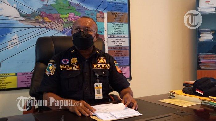 Wilyam Manderi: Papua Akan Terapkan Pembatasan Merujuk Awal Covid-19 Tahun Lalu