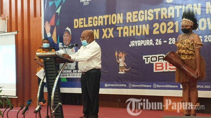 Gubernur Lukas Enembe Minta ASN dan Masyarakat Terlibat Aktif Sukseskan PON XX Papua