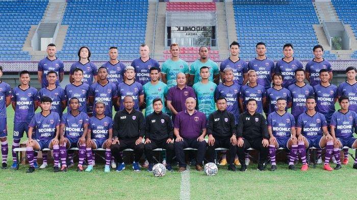 30 Pemain Persita Tangerang Disiapkan Lawan Persipura di Liga 1 2021