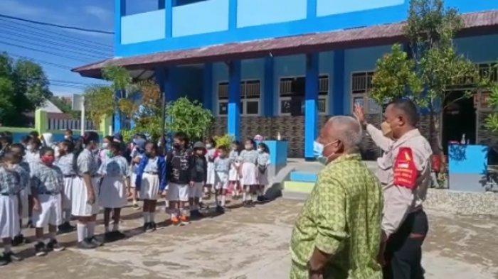 Sidak di Sekolah, Satgas Kota Sorong Temukan ada Sekolah Abaikan Prokes