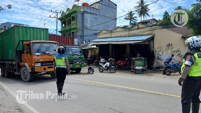 Alternatif Hindari Kemacetan di Kawasan  Hamadi, Kota Jayapura