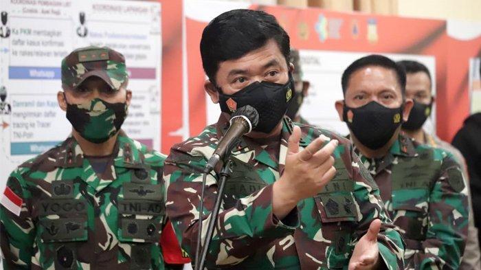 Dua Nama Jenderal Mencuat, Bakal Gantikan Panglima TNI Marsekal Hadi Tjahjanto
