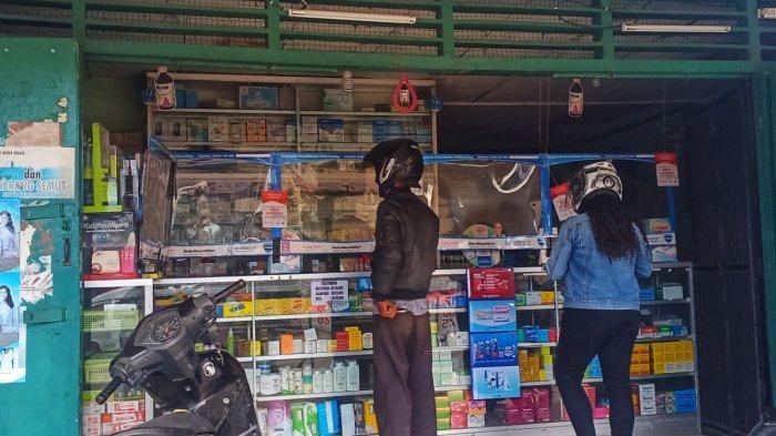 Apotek di Kota Jayapura Minim Stok Vitamin C Dan D3 1000